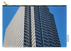 Four Embarcadero Center Office Building - San Francisco - Vertical View Carry-all Pouch by Matt Harang