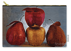 Four Fruits Carry-all Pouch by Kirt Tisdale