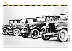 Four Model A's Carry-all Pouch by Steve McKinzie