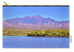Four Peaks Mtns Carry-all Pouch