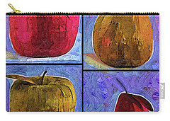 Four Square Fruit Carry-all Pouch by Kirt Tisdale