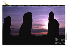 Four Stones Folly Clent Hills Carry-all Pouch