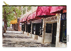 Fourth Avenue Carry-all Pouch