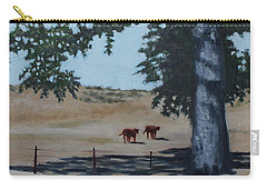 Fox Canyon Ranch Carry-all Pouch