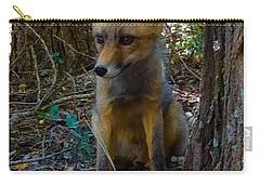 Fox Joy  Carry-all Pouch