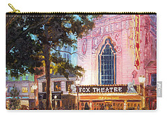 Fox Theatre In St.louis Carry-all Pouch