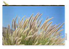 Foxtails On A Hill Carry-all Pouch