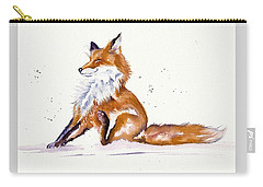 Foxy Flea Magnet Carry-all Pouch