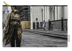 Foxy Lady, New Orleans, Louisiana Carry-all Pouch