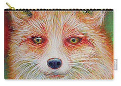 Foxy-loxy Carry-all Pouch