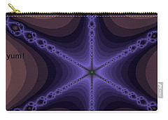 Fractals Yum Carry-all Pouch