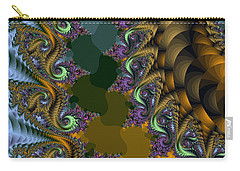 Fractals83002 Carry-all Pouch