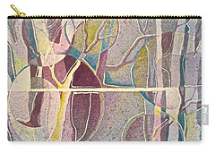 Fractured Carry-all Pouch