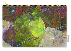 Fractured Granny Smith Carry-all Pouch