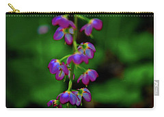 Fragile Flower Carry-all Pouch by Joe Burns