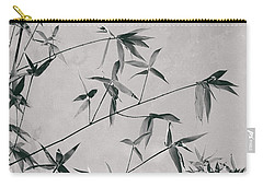 Carry-all Pouch featuring the photograph Fragility And Strength by Linda Lees
