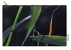 Carry-all Pouch featuring the photograph Fragment by Linda Lees