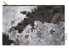Fragmented Ice Carry-all Pouch