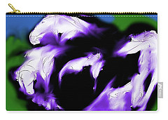 Fragments Carry-all Pouch by Mary Armstrong