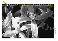 Fragrance Carry-all Pouch by Mary Ellen Frazee