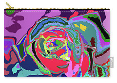 Fragrance Of Color  Carry-all Pouch