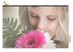 Fragrant  Flowers Carry-all Pouch