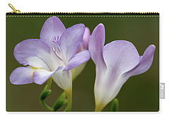 Fragrant Freesias 2 Carry-all Pouch