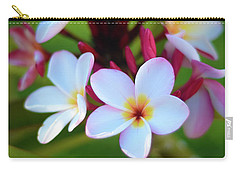 Carry-all Pouch featuring the photograph Fragrant Sunset by Kelly Wade