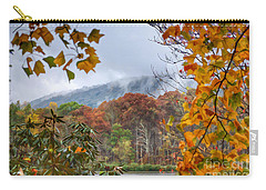 Framed By Fall Carry-all Pouch