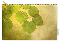 Framed In Light Carry-all Pouch