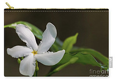 Frangipani Curves Carry-all Pouch