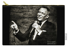Frank Sinatra -  Carry-all Pouch