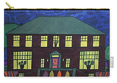 Frank Spies Home. Historical Menominee Art. Carry-all Pouch