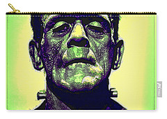 Frankenstein In Color Carry-all Pouch