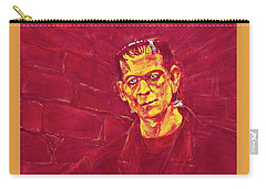 Frankenstein's Monster 1931 Carry-all Pouch