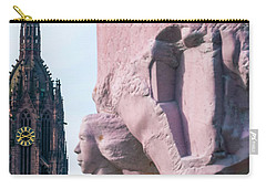 Carry-all Pouch featuring the photograph Frankfurt 10 by Steven Richman