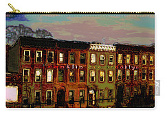 Franklin Ave. Bk Carry-all Pouch