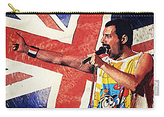 Freddie Mercury Carry-all Pouch