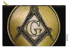 Free Masons - Knights Templar Carry-all Pouch