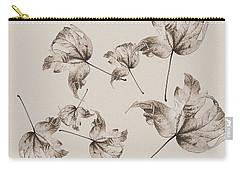 Carry-all Pouch featuring the photograph Free On The Breeze by I'ina Van Lawick