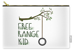 Free Range Kid Carry-all Pouch