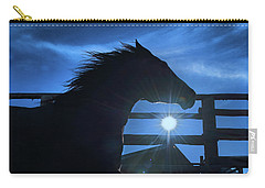 Free Spirit Horse Carry-all Pouch