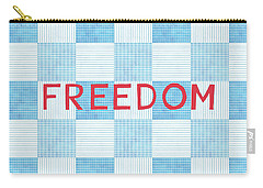 Freedom Patchwork Carry-all Pouch