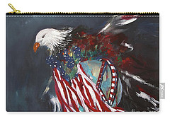 Freedom Rings Carry-all Pouch