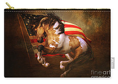 Freedom Run Carry-all Pouch by Shanina Conway