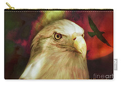 Freedom To Fly Carry-all Pouch
