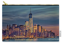 Freedom Tower Construction End Of 2013 Carry-all Pouch