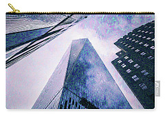 Freedom Tower Crayon Sketch Carry-all Pouch
