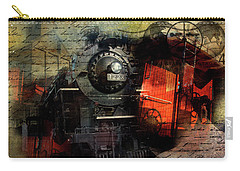 Freedom Train Carry-all Pouch by Evie Carrier