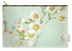Freesia Blossom Carry-all Pouch by Lyn Randle
